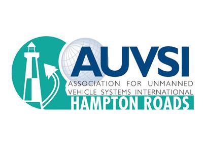 Association for Unmanned Vehicles International Hampton Roads logo