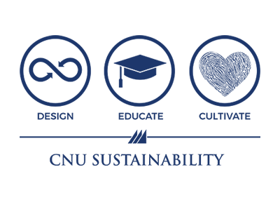 CNU Sustainability logo