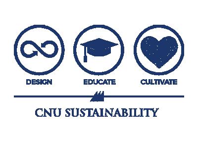 CNU Sustainability logo