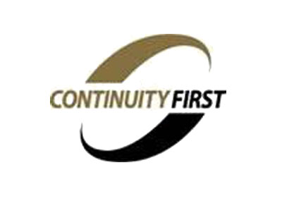 Continuity First logo