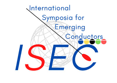 International Symposia for Emerging Conductors logo