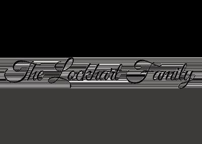 The Lockhart Family logo