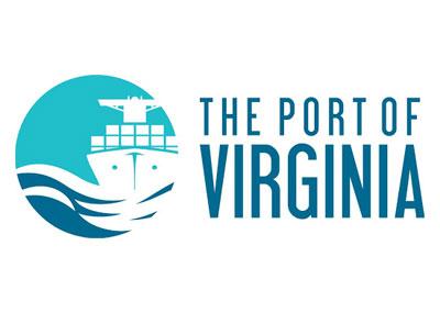 Port of Virginia logo