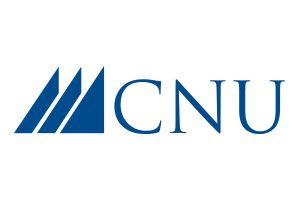 CNU Logo - Initials