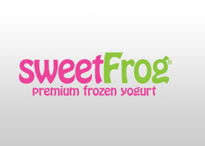 Sweet Frog premium frozen yogurt logo