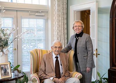 Harry and Judy Wason