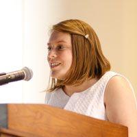 Sarah Crouse '13