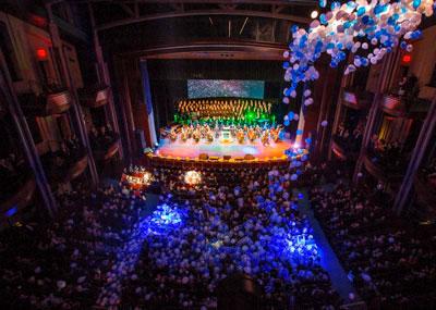 Concert in Diamonstein Concert Hall