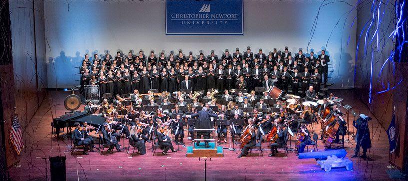 CHRISTOPHER NEWPORT UNIV Picture