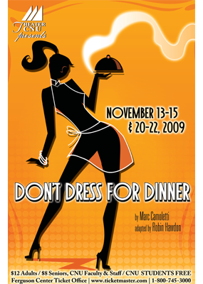 Don't Dress for Dinner poster