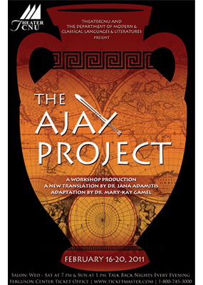 The Ajax Project poster