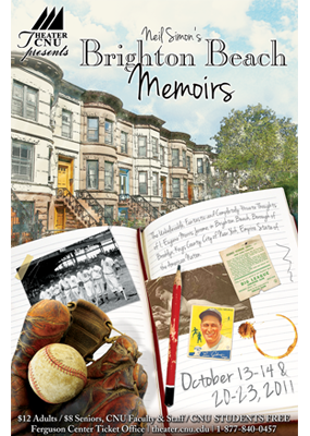 Brighton Beach Memoirs poster