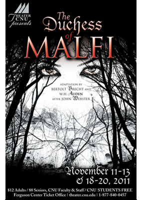 The Duchess of Malfi poster
