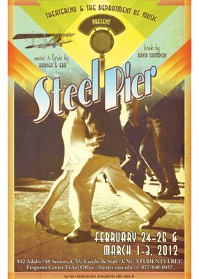 Steel Pier poster