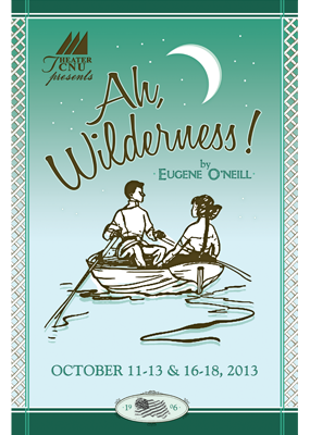 Ah, Wilderness poster
