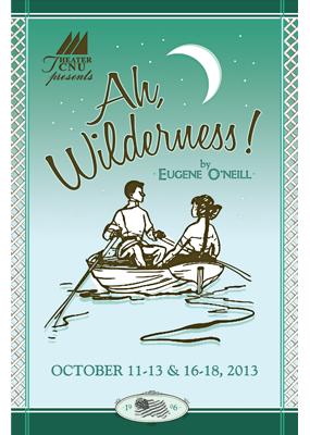 Ah, Wilderness poster