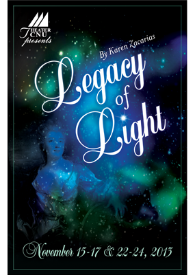 Legacy of Light poster