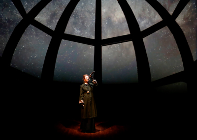 TheaterCNU's production of Silent Sky