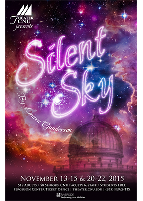 Silent Sky poster
