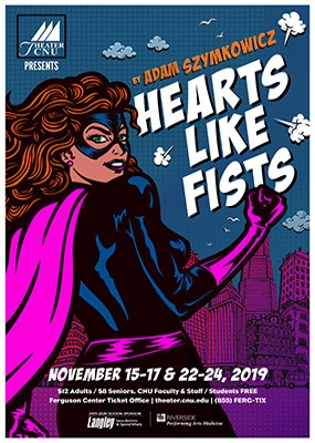 Hearts Like Fists poster