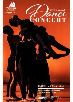 Placeholder for Dance Concert poster