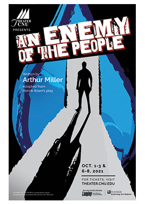 An Enemy of the People theater poster