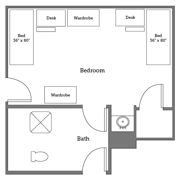 Santoro floorplan