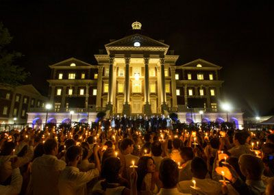Candlelight Ceremony