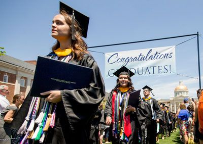Commencement recessional