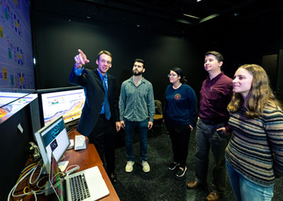 CNU's LIGO Research Group