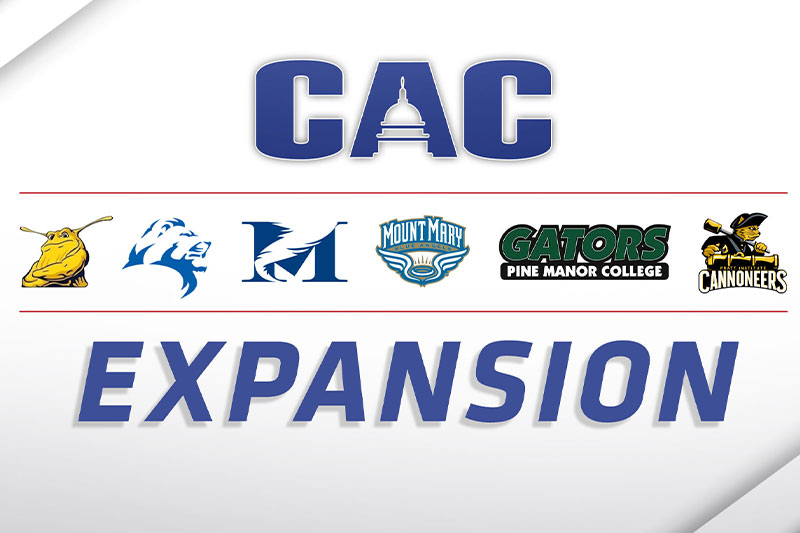 Capital Athletic Conference Expansion Schools