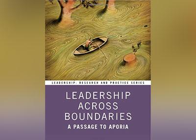 cover of Leadership Across Boundaries book