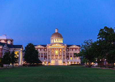 Photo of Christopher Newport Hall