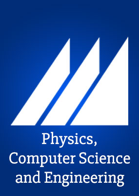 Physics, Computer Science and Engineering Logo