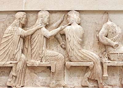 Greek Frieze