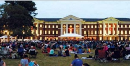 Last fall we began a yearlong celebration of Christopher Newport's 50th anniversary. The Virginia Symphony Orchestra kicked off the festivities with a stunning performance on the Great Lawn, providing a musical gift to the local community.