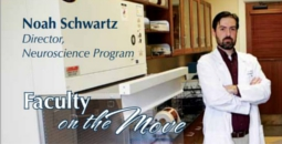 Dr Noah Schwartz: Faculty on the Move