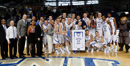 Men's Basketball wins USA South