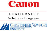 Canon Virginia / CNU Logo